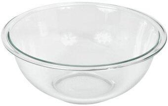 โปรโมชั่นพิเศษ Pyrex ชามแก้ว 4 L. รุ่น P-00-326 (สีขาวใส)