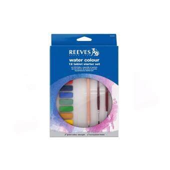 ประกาศขาย Reeves สีน้ำรีฟ ชุด 12 สี