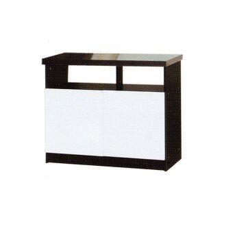 RF Furniture ตู้วางทีวี DREAMรุ่น SB0901สีโอ๊ค/ขาว