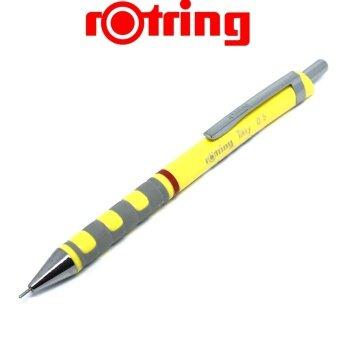 อยากขาย rOtring ดินสอกด 0.5 mm. rOtring Tikky ด้ามสีเหลือง