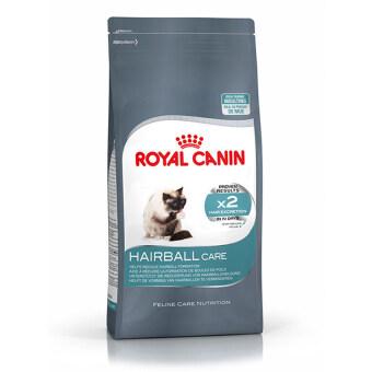 ซื้อ Royal Canin Hairball Care 400gโรยัลคานิน สูตรสำหรับแมวโตอายุ1ปีขึ้นไป เพื่อการกำจัดก้อนขนตามธรรมชาติ ขนาด400กรัม