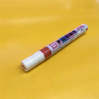 ต้องการขาย Sakura ซากุระ ปากกาเพ้นท์ Paint หัวใหญ่ สีแดง