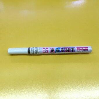 ต้องการขายด่วน Sakura ซากุระ ปากกาเพ้นท์ Paint หัวเล็ก สีขาว