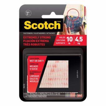 ต้องการขาย Scotch® RF6730 EXT FASTENERS CLR 2 SETS OF STRP (ชุด 2 ชิ้น)