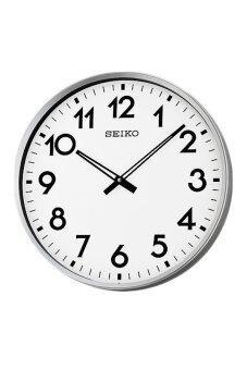 Seiko นาฬิกาแขวนขนาดใหญ่ รุ่น QXA560S – สีขาว