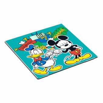 Shaper,เครื่องชั่งน้ำหนักดิจิตอลส่วนบุคคล,รุ่นHD-9320 Mickey ON 17-02,สีแขียว