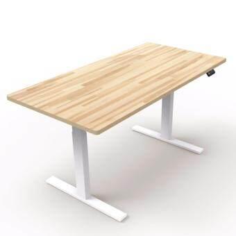 โต๊ะเพื่อสุขภาพเออร์โกเทรน รุ่น Sit 2 Stand- Gen2 (ไม้เบิร์ช60x120)