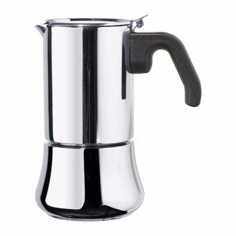 IK หม้อต้มกาแฟ หม้อชงกาแฟสด ขนาด 6 ถ้วย รุ่น Moka Express