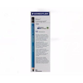Staedtler ดินสอ EE Mars Lumograph 100
