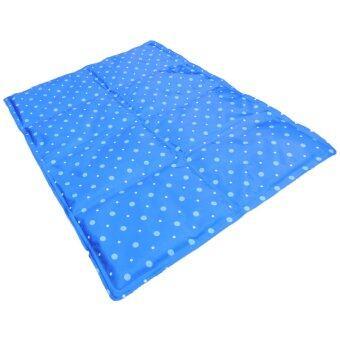 Sukina cool pad ที่นอนเจลเย็นสำหรับสัตว์เลี้ยง M 45X60