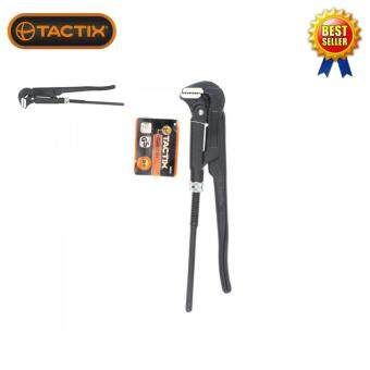 Tactix 335201 ประแจจับแป็ป ขาคู่ 1\(40mm) มาตรฐานเยอรมัน plumbing\nTorch 1 (40mm)