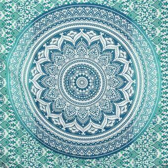 Tapestry Wall Hanging Summer Beach Towel Shawls Yoga Mat Bohemian Mandala Home Decor - intl ...