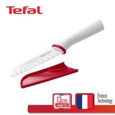 Tefal มีดเซรามิก 13 ซม. รุ่น Ingenio Ceramic K1530414 - White