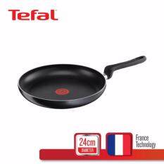 Tefal กระทะแบน 24 ซม. รุ่น Cook Right B3520422
