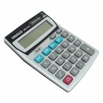 ประกาศขาย Telecorsa OSALO เครื่องคิดเลขตั้งโต๊ะหน้าจอ 8 หลัก รุ่น OS-818V