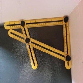 template toolแม่แบบอัจฉริยะหรือไม้วัดสี่มิติสำหรับวัดพื้นที่ในการตัด ปะ ต่อประกอบ อุปกรณ์ต่างๆได้อย่างลงตัวไม่ว่ากระเบื้อง ไม้ พื้นปาร์เก้ อิฐวัดขนาดได้อย่างลงตัว