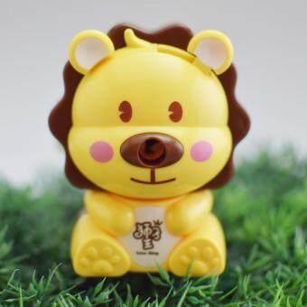 รีวิวพันทิป Tengo กบเหลาดินสอเครื่อง รูปสิงโต