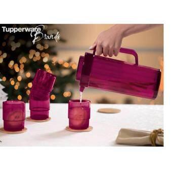 ประกาศขาย Tupperware เหยือกน้ำพร้อมแก้ว 4 ใบ