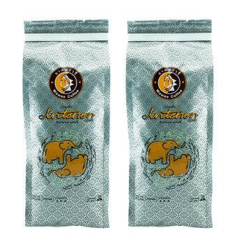 Wawee Coffee กาแฟวาวี เมล็ดกาแฟคั่ว อินทนนท์ ความเข้มระดับ 3 (2 ถุงx 250 กรัม)