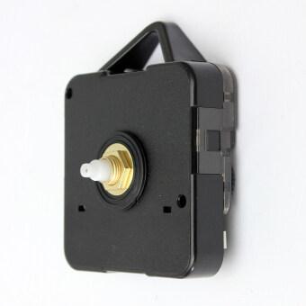 White Hands DIY Quartz Black Wall Clock Movement Mechanism - 2