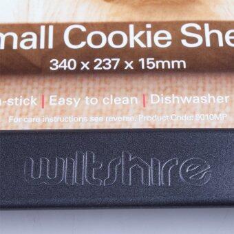 Wiltshire ถาดอบคุ้กกี้ Easy Bake Cookie Sheet ขนาดเล็ก - Black - 3