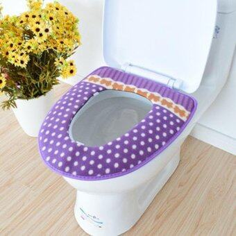Winter Toilet Seat Cover Warmer Soft