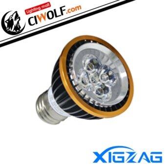 XIGZAG หลอดไฟLED LampCup SpotLamp P30 5W ขั่วE27 (แสงวอมไวท์)(WW)