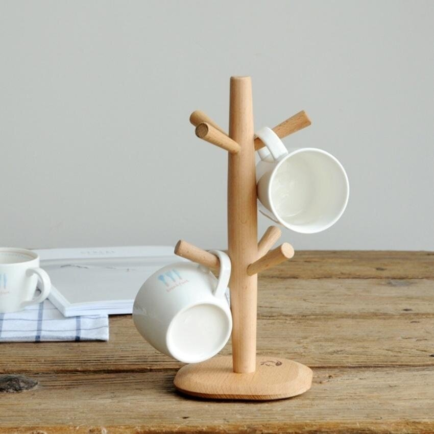 Xiyoyo cup holder cup rack creative ikea tea shop for Ikea coffee cup holder