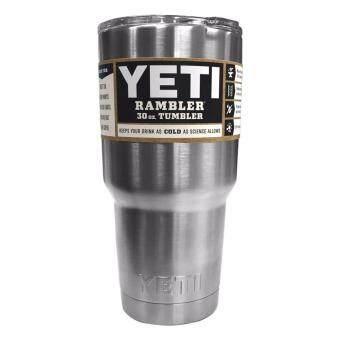 YETI Rambler แก้วเก็บความเย็น เก็บน้ำแข็งได้นาน 24ชั่วโมง ขนาด 30ออนซ์