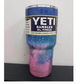 YETI Rambler Tumbler แก้วน้ำเก็บอุณหภูมิ YETI แก้วเก็บร้อน แก้วเก็บความเย็น แก้วกาแฟ แก้วเบียร์ ขนาด 30 ออนซ์