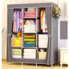 Yifun Multifunction Nonwoven Fabric 3 Block wardrobe Reinforced Combination