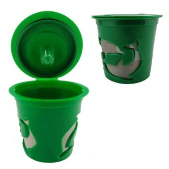 Yika 1Pc K-Cup Refillable Reusable K-cups Coffee Filter For KeurigHot Plus 2.0 & 1.0 - intl