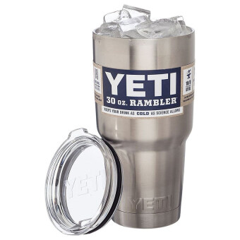YKK Bilayer Stainless Steel Insulation Cup YETI Cups Cars Beer MugLarge Capacity Mug(30 oz) - Intl