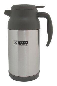Zebra กระติกน้ำสุญญากาศมีไส้กรองชา 1.2 L ตราหัวม้าลาย