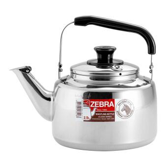 ZEBRA กาน้ำนกหวีด 2.5 ลิตร