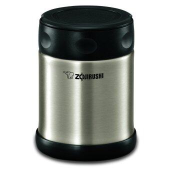 Zojirushi Food Jars/ กระติกอาหารสูญญากาศเก็บความร้อน/เย็น 0.5 ลิตรรุ่น SW-EAE50 XA (สีสเตนเลส)