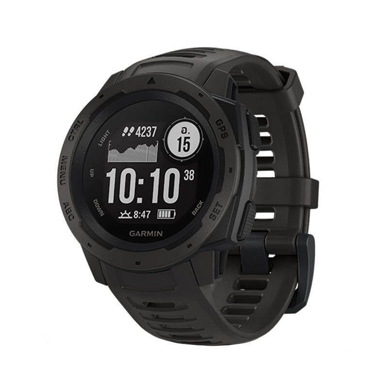 การใช้งาน  เชียงราย CS@ Garmin Smartwatch Instinct