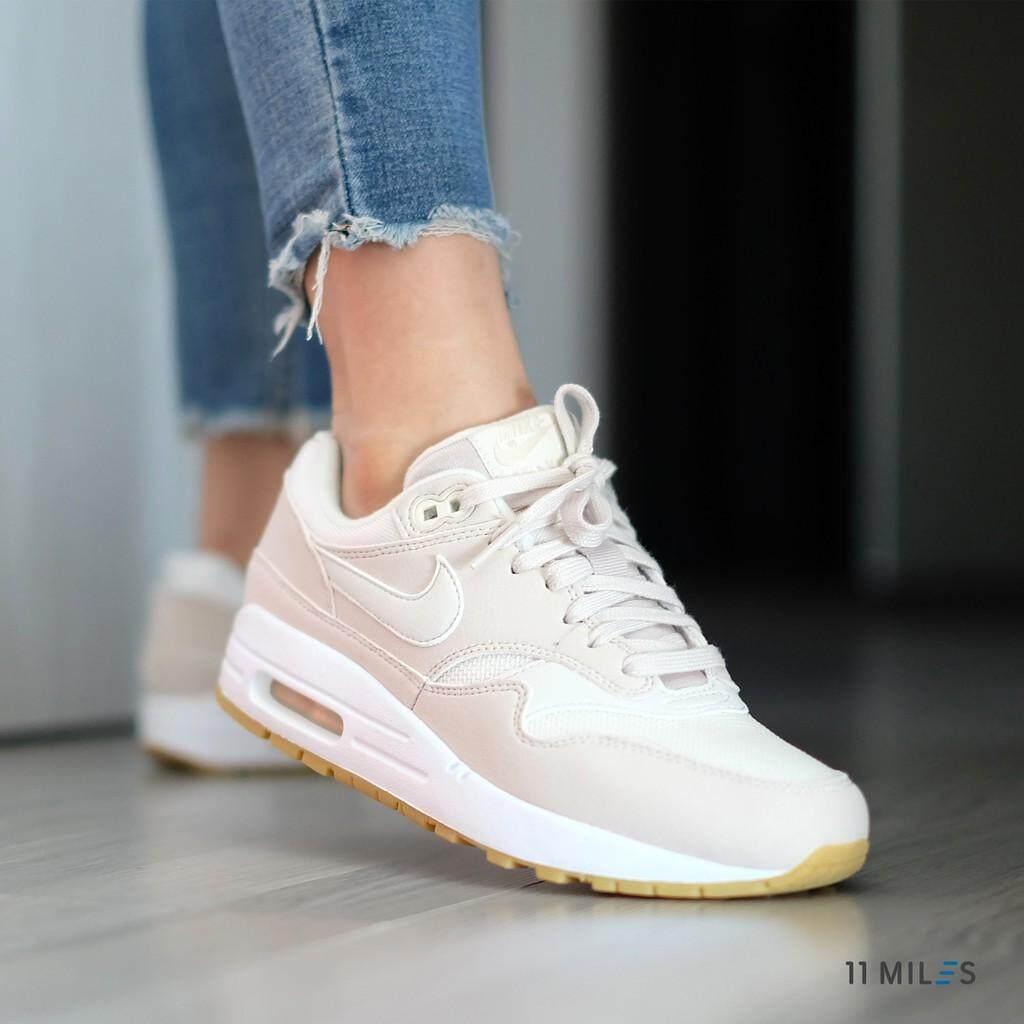 ปราจีนบุรี 11milesstoreของแท้ !!!! พร้อมส่ง รองเท้าผ้าใบผู้หญิง Nike รุ่น Nike Wmns Air Max 1