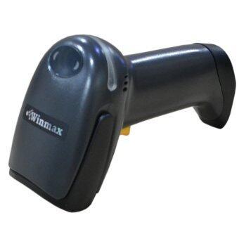 WINMAX Barcode Scanner เครื่องสแกนบาร์โค้ด - สีดำ