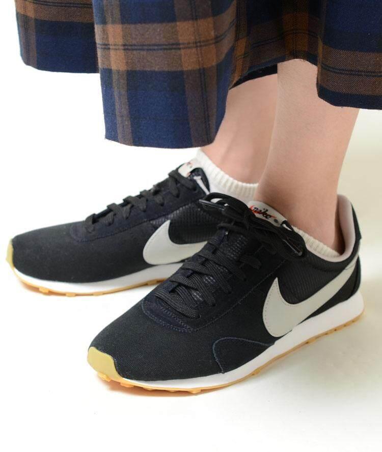 สุดยอดสินค้า!! bbsport รองเท้าผ้าใบลำลอง ผู้หญิง Nike ไนกี้ PRE MONTREAL SEAL WHITE BLACK สีขาวดำสุดคลาสสิค ใส่สบาย ของแท้ ส่งkerry