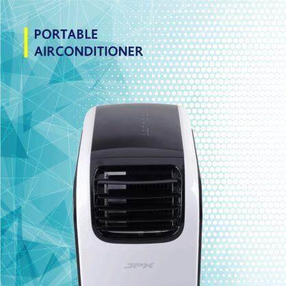 ขายดีมาก! จัดส่งด่วน Kerry Expressสุดคุ้ม Air conditioner แอร์เคลื่อนที่ ยี่ห้อ JPX 12 000 BTU รับประกันศูนย์ รุ่น PC35-AMK