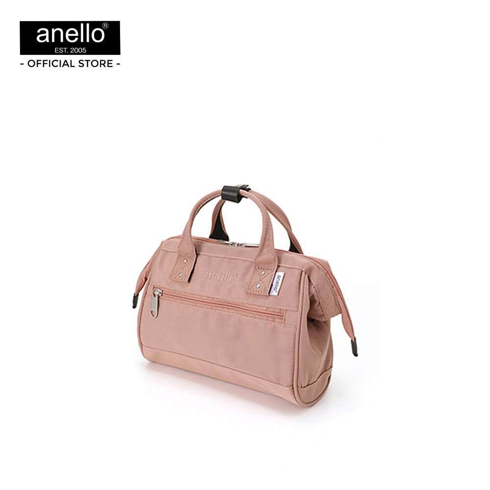 สุพรรณบุรี anello Mini Twill 2WAY mini shoulderbag _AT-H1371