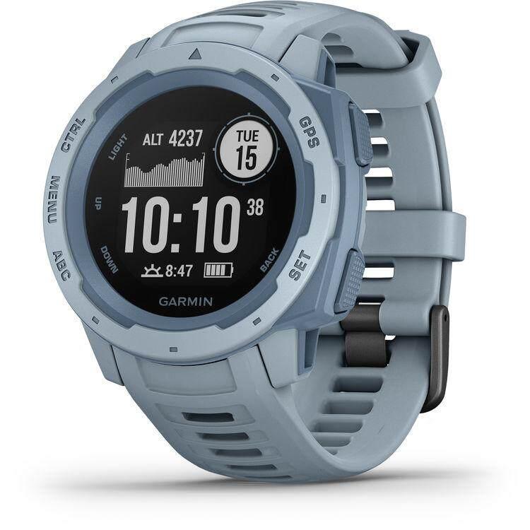ยี่ห้อนี้ดีไหม  น่าน Garmin Instinct Outdoor GPS Watch - [Sea Foam]