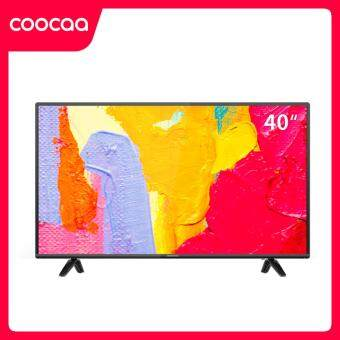COOCAA 40 นิ้ว LED  Full HD 1080P Wifi internet Smart TV (รุ่น 40E2A) /HDMI/USB/YouTube