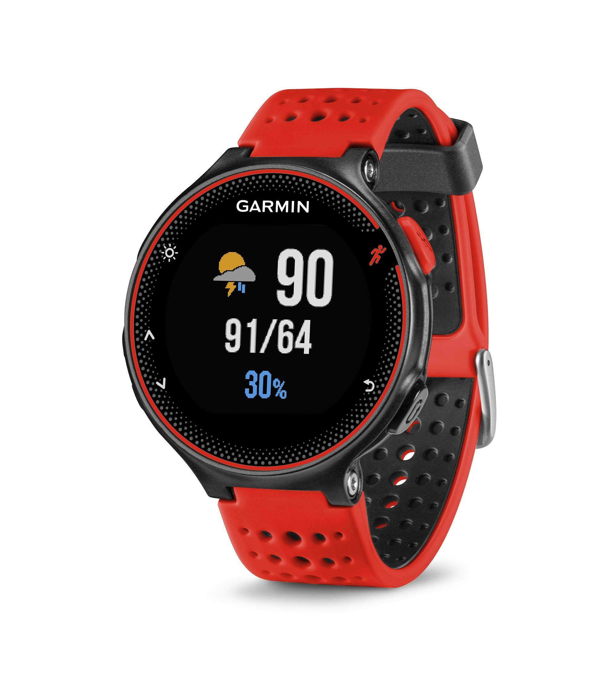 การใช้งาน  ตาก Garmin Forerunner 235 (One Band) นาฬิกา GPS สำหรับการวิ่งพร้อมการวัดอัตราการเต้นหัวใจที่ข้อมือ