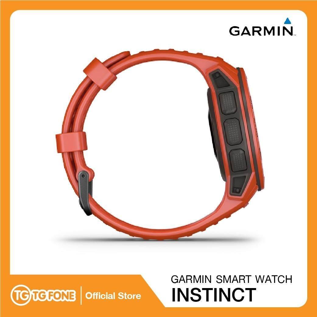 ยี่ห้อนี้ดีไหม  กาญจนบุรี GARMIN Smart Watch Instinct