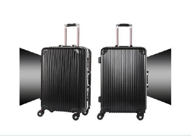 กระเป๋าเดินทาง 20/24 นิ้ว 8 ล้อคู่ 360 องศา มี 5 สีให้เลือก จัดส่งโดยขนส่ง kerry