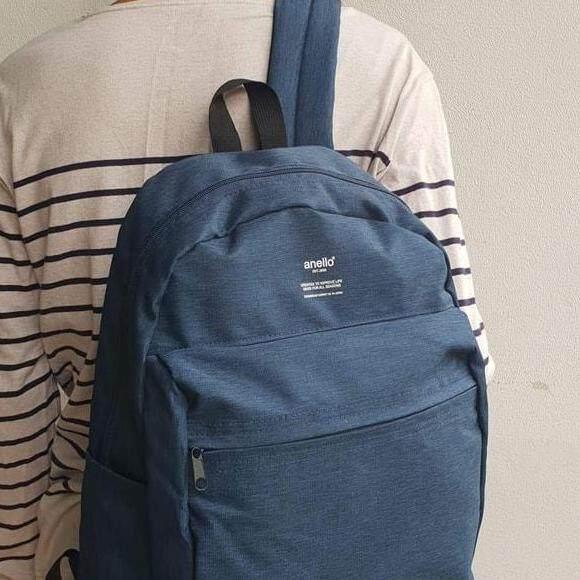 การใช้งาน  เพชรบุรี Anello Backpack AT-H181