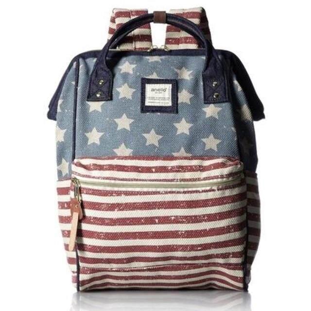 การใช้งาน  จันทบุรี Akachan กระเป๋าเป้ Anello รุ่น AT-B0481A USA Limited ของแท้
