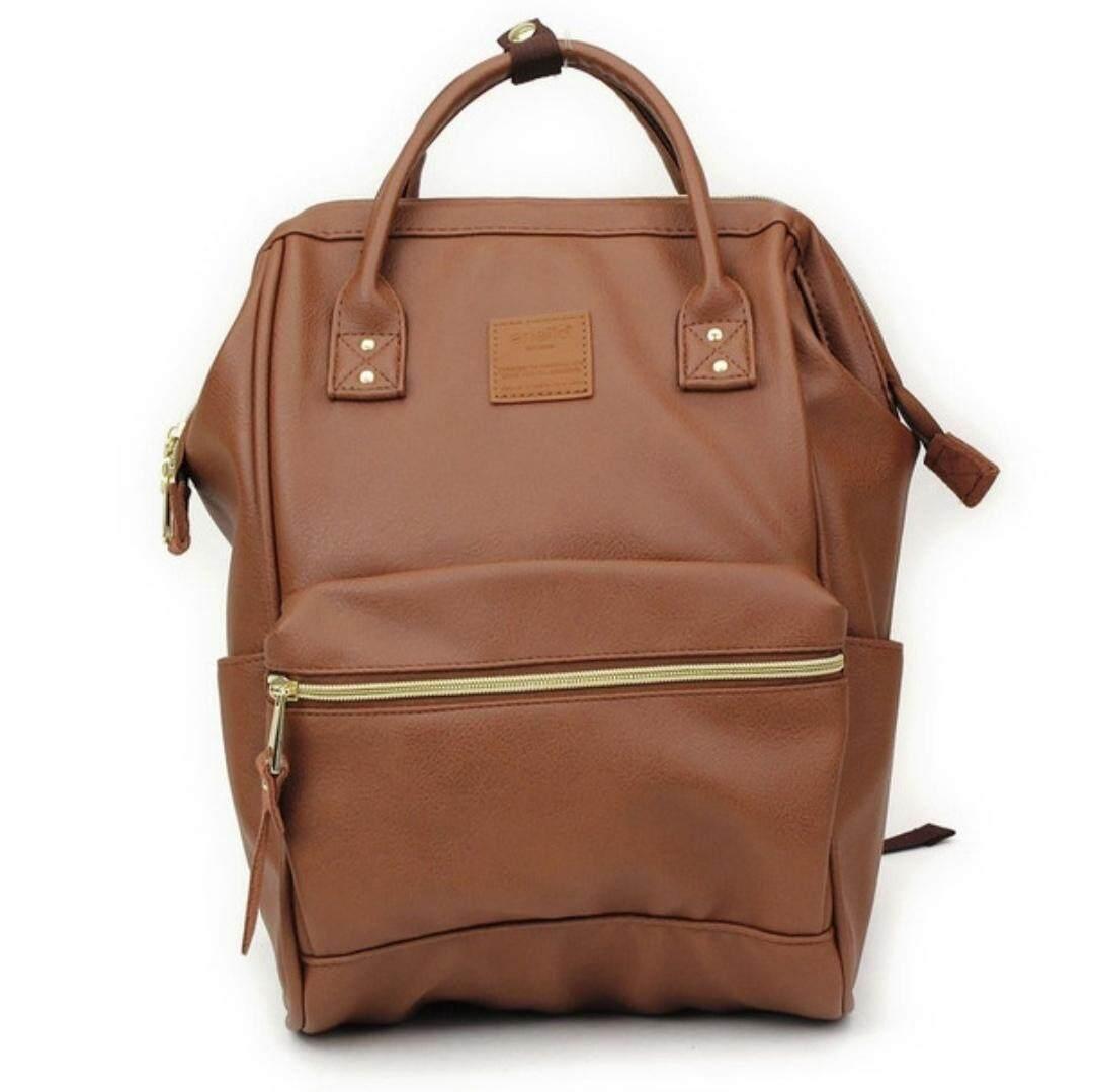 สอนใช้งาน  นครนายก กระเป๋า Anello PU Leather Classic